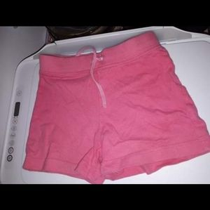Other - Pink shorts size 5 for girls